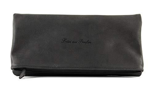Fritzi aus Preussen Damen Ronja Clas Business Tasche, Schwarz (Black), 3x15x29 cm