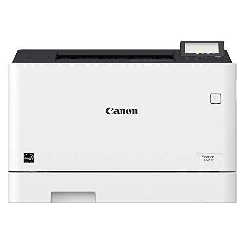 Canon キヤノン A4カラーレーザープリンター Satera LBP652C テレワーク向け