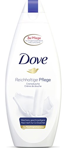 Dove Cremedusche Reichhaltige Pflege Duschgel, 250 ml
