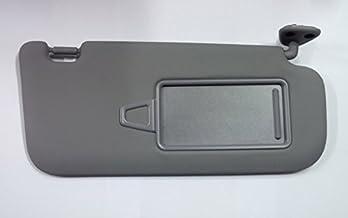 Dorman 74212 Beige Drivers Side Sun Visor Assembly for Select Hyundai Models