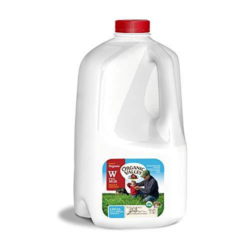 Organic Valley, Organic Whole Milk, Pasteurized Gallon, 128 ounces