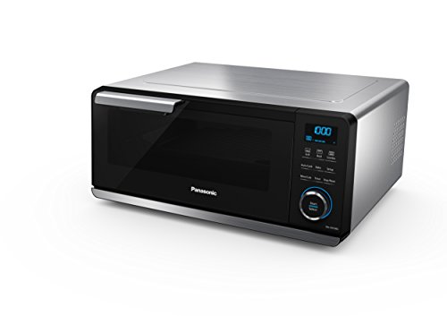 Panasonic NU-HX100S Countertop Oven & Indoor Grill with Induction Technology (IH) and...