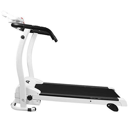 Best Prices! QERNTPEY Treadmill Running Machine Small Ultra-Quiet Shock Absorption Mini Weight-Loss ...