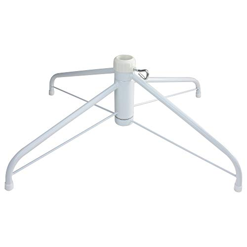 Northlight Artificial Christmas Tree Stands, White