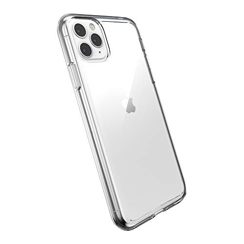 Speck Gemshell iPhone 11 Pro Max Case, Clear/Clear