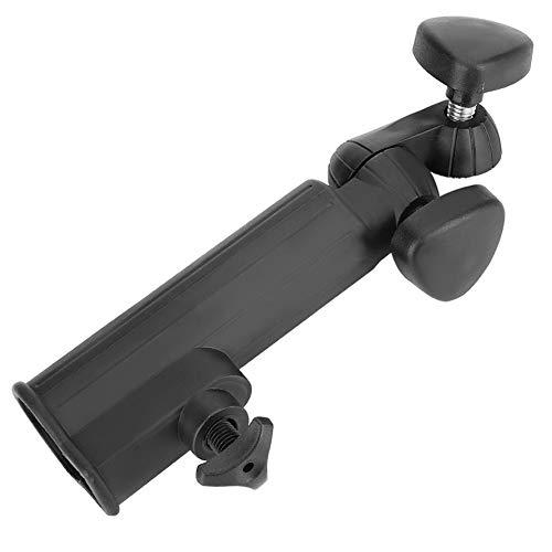 Dwawoo Golf Regenschirm Halter, Universal Kunststoff Golf Push Cart Trolley Regenschirm Halter für Golf Training Golf Ausrüstung