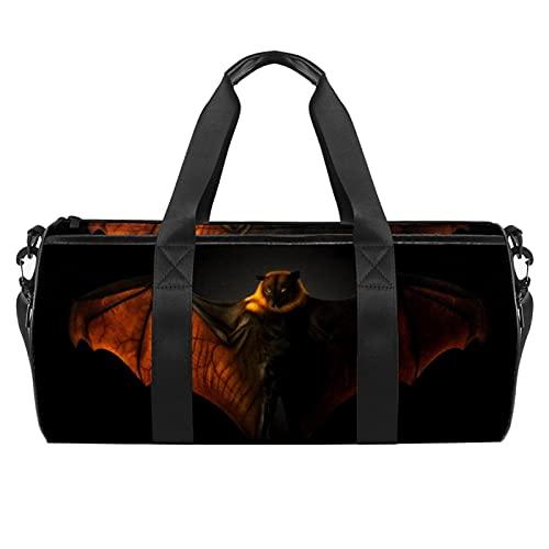 Borsone sportivo da palestra, borsa da danza media, leggera, resistente, per palestra e da viaggio per la notte, Prima di Batman Evolution 10, 45x23x23cm,