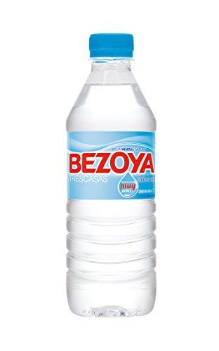 Bezoya Acqua minerale naturale Bottiglia 50 cl – [Confezione da 12]