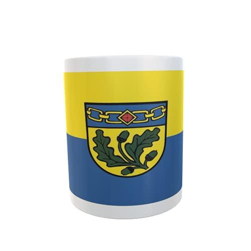 U24 Tasse Kaffeebecher Mug Cup Flagge Birkenfeld (Baden)