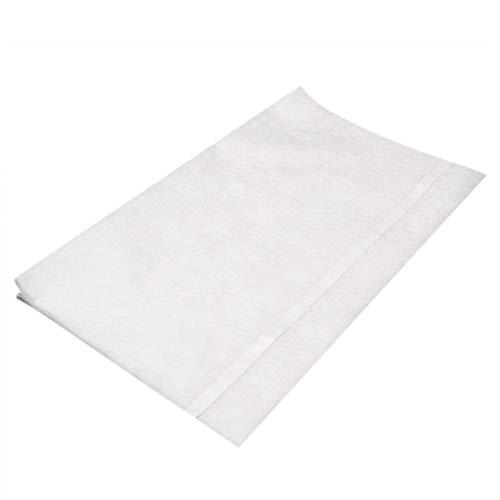 Filtre 8Pcs Epaississement électrostatique coton for Xiaomi Climatiseur Mi Purificateur d'air Pro / 1/2 Purificateur d'air Filtre à poussière Hepaphilips Filtre (Color : White)