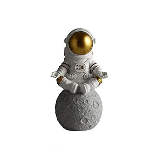 Astronaut&Planet Statues Sculpture Figurine Ornament Desktop Accessories...