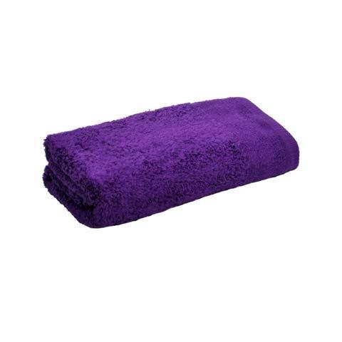 Atrivm Toallas hogar 100% algodón, más Suaves y absorbentes, esponjosas, te secan y se secan más rápidamente. Mejor relación Calidad-Precio (Toalla baño 70x140, Lila)