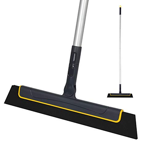 Yocada Floor Squeegee Broom Perfect For Shower Bathroom Kitchen Home