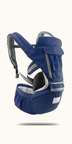Aiebao - Portabebé 3 en 1 para bebé, transpirable y multiposición, para niños de 0 a 4 años