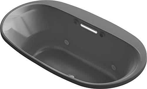 KOHLER 5716-GCW-58 Underscore Bath, Thunder Grey