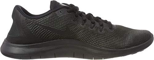 Nike Men's Flex 2018 Rn Black/Black Dark Grey Running Shoe 8.5 Men US