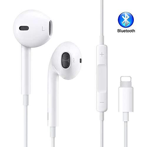 Auricolari, Relimi Auricolari per iPhone con Cavo Auricolare Stereo Cuffie in-Ear