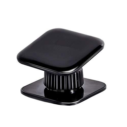 Handyhalterung Selbstklebend fürs Auto, Handy Halter Universal Kugelgelenk 360 Grad Drehung Telefon Halterung Kompatibel mit iPhone/Samsung/Huawei/Xiaomi Smartphones etc (Schwarz)