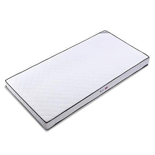 Silver Cross TrueFit• Classic Baby Cot Mattress – Hypoallergenic, Pocket Spring Cot Bed Mattress 140 x 70 cm