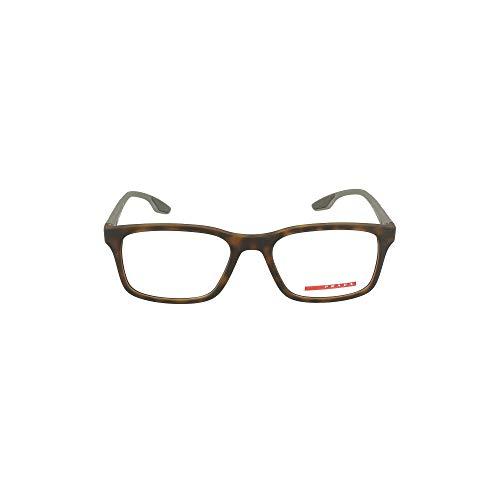 Preisvergleich Produktbild Prada Luxury Fashion Herren 01LVVISTAU611O1 Braun Brille / Frühling Sommer 20