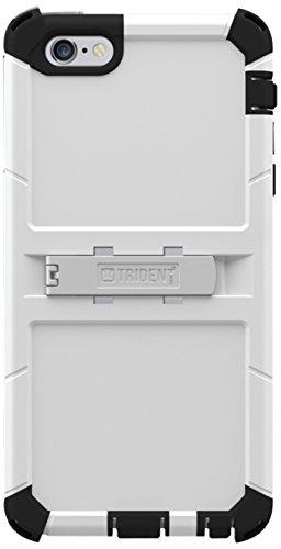 Trident Kraken AMS Case for Apple iPhone 6plus /6s Plus - Retail Packaging - White
