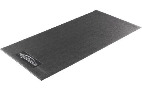 Royalbeach Unterlegsmatte Comfort für Laufbänder, schwarz, 200 x 100 x 0,4 cm