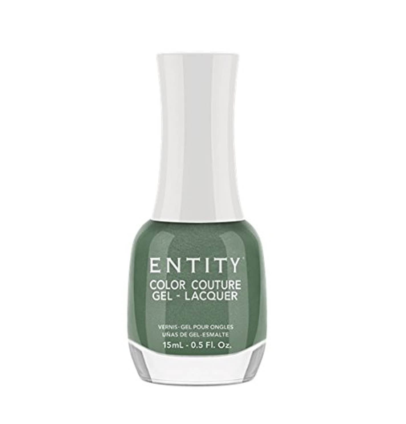 不従順適応的従事したEntity Color Couture Gel-Lacquer - Beauty Icon - 15 ml/0.5 oz