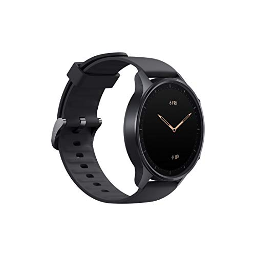 Mi Watch Revolve,1.39 AMOLED Screen,5ATM Water Resistant,VO2...