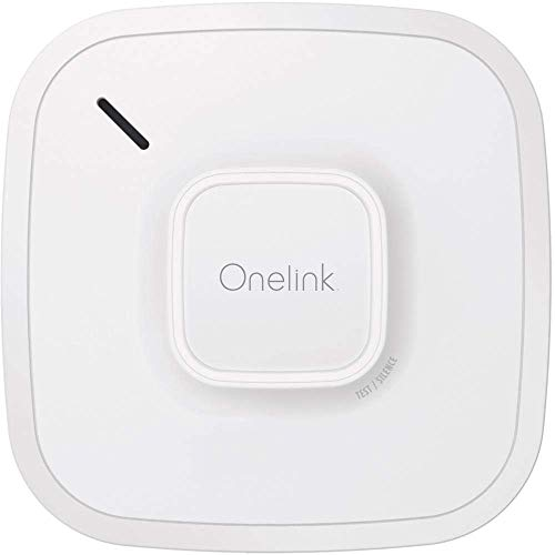 Onelink Smoke Detector and Carbon Monoxide Detector   Hardwired   First Alert