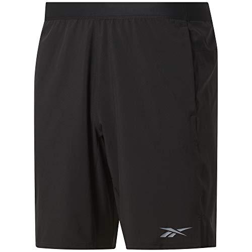 Reebok TS Speed Shorts für Herren XL Schwarz