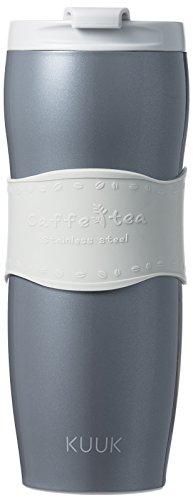 KUUK Travel Cup thermos Mug for Coffee & Tea