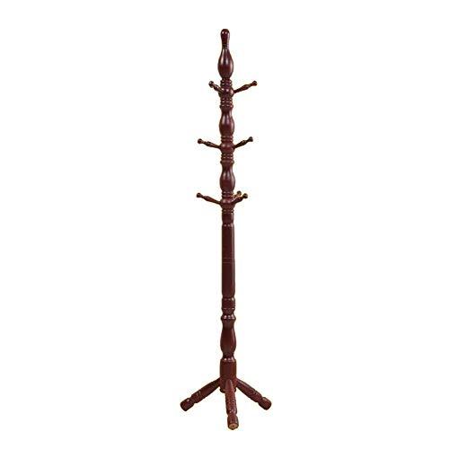 Kapstokken Kapstokken Hangers Planken Household kapstok Staande Vertical Living Room Slaapkamer, 42times; 185cm LQH
