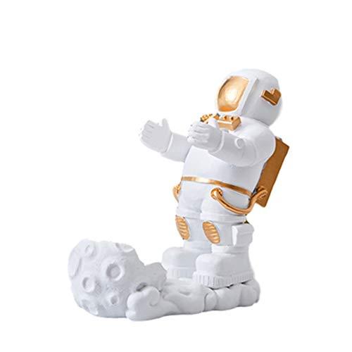 ZXCV Estante De Vino De Astronauta Simple Decoración Creativa Gabinete De Vino para El Hogar Luz De Lujo Decoración De Muebles