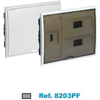 SOLERA 8203PF Caja de Distribución, Fumé: Amazon.es: Bricolaje y herramientas