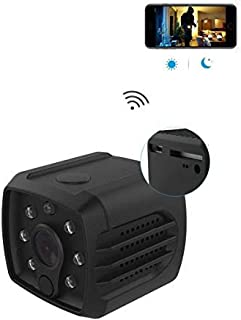 Versatile Dash Cam WiFi with Battery Rear View Camera 1080P with Magnet Audio Support SD Card Recording Motion Detection/N...