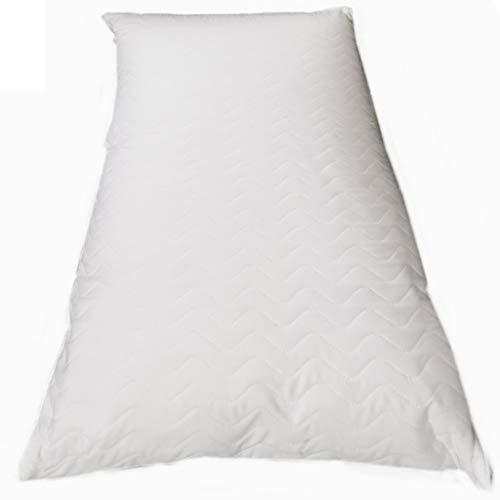 MPS Textiles Pocketspring Kissen Standard mit Federkern 40x75cm bekannt aus TV