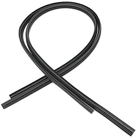 MR-Style 1 Satz (2x700mm) Scheibenwischer Ersatz Gummi kompatibel mit Scheibenwischer