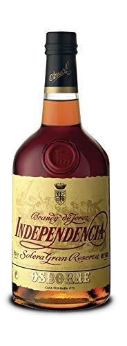 Brandy de Jerez Solera Gran Reserva Independencia Osborne - 1 botella de 70 cl