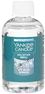 Yankee Candle ICY Blue Spruce Reed Diffuser Oil Refill 4 Ounce