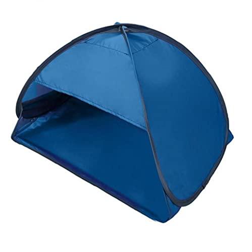 Liadance Pop Up Portátil Refugio Mini Beach, Refugio Portátil Cabeza Carpa Protección De Sombra para Style2