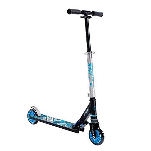 DJ-MJJ Scooter Unisex, Bildungs-Spielzeug for Kinder-Outdoor-Sport, komfortable Dämpfung und schnelle Falten glätten und sichere Konstruktion, Nicht elektrisch