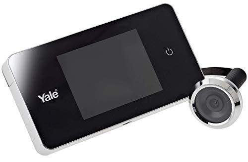 Yale 45-0500-1432-00-60-1 Mirilla digital, plata