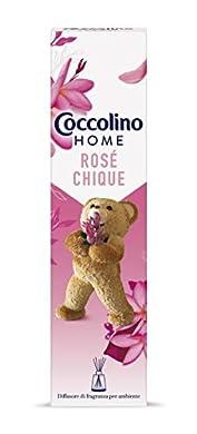 Foto di Coccolino Home, Profumatore Ambiente con Diffusore a Bastoncini, Fragranza Rosé Chique 45 ml