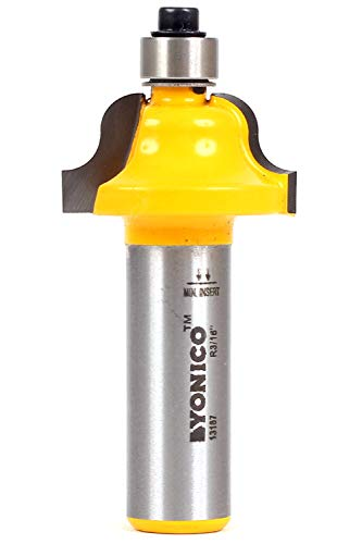 Yonico Router Bits Edge Forming Roman Ogee 3/8-Inch 1/2-Inch Shank 13187