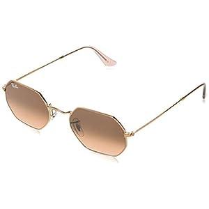 Fashion Shopping Ray-Ban Women's Rb3556n Octagonal Sunglasses