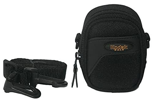 Kodak hgh Borsa Messenger 10 Centimeters Nero (Schwarz)