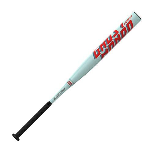 "EASTON GHOSTMONDO Loaded ASA Slowpitch Softball Bat | 34"" / 27.5 oz | 2020 | 12.5"" Double Wall Barrel | 2 Piece Exact Carbon Technology | ConneXion | Carbon Zero Handle | SP20GHRES"