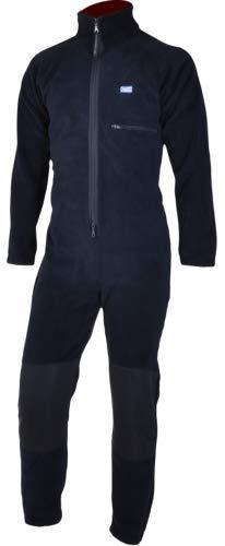 Dry Fashion Damen Herren Overall Antipilling Fleece 360g Underall Underwear, Größe:L