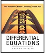 Differential Equations - Textbook Only