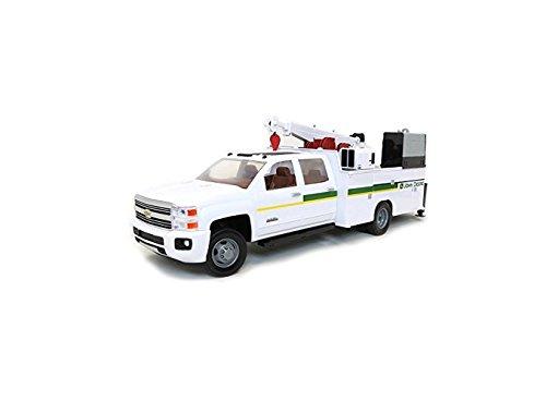 John Deere Tomy Big Farm Chevy 3500 Service Truck (1:16 Scale)